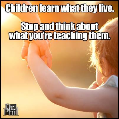 Dr Phil - Children learn